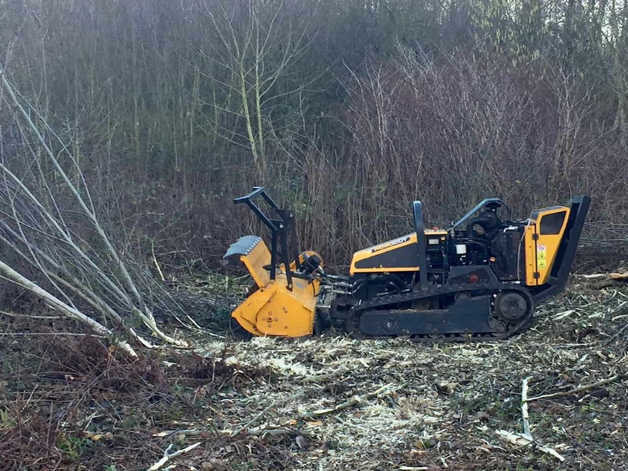 Site Clearance in Shropshire